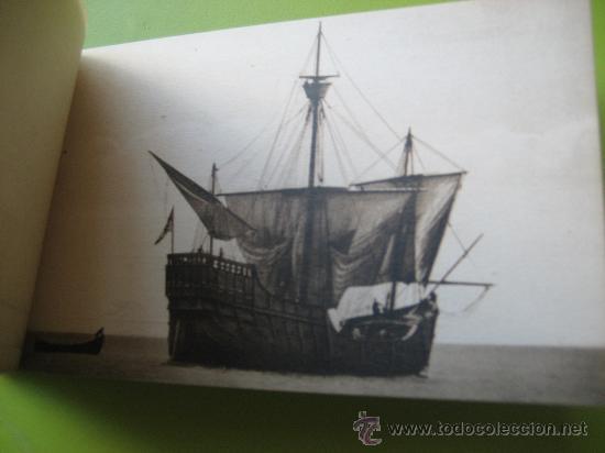 Postales: Carabela Santa Maria. Fotografías oficiales. Kallmeyer y gautier. 12 postales - Foto 7 - 36289878