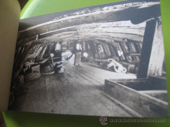 Postales: Carabela Santa Maria. Fotografías oficiales. Kallmeyer y gautier. 12 postales - Foto 8 - 36289878