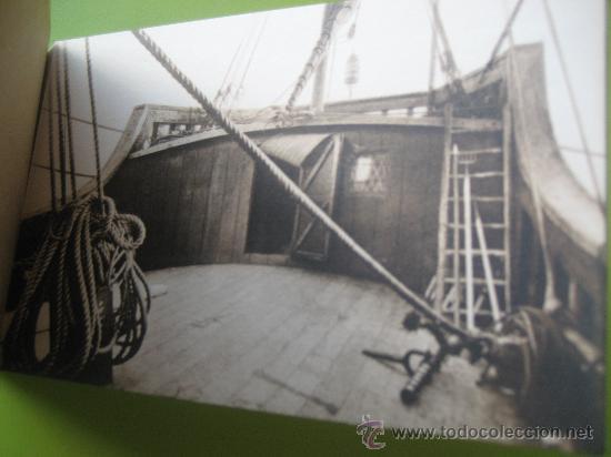 Postales: Carabela Santa Maria. Fotografías oficiales. Kallmeyer y gautier. 12 postales - Foto 10 - 36289878