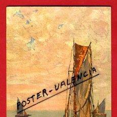 Postales: POSTAL BARCOS, P77850. Lote 37649398