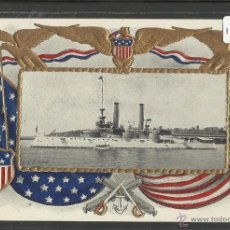 Postales: US.S. LOWA - BARCO - (17786). Lote 39809191