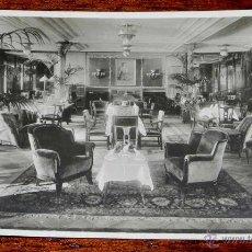 Postales: ANTIGUA FOTO POSTAL DE BARCO TURBINEN SCHNELLDAMPFER - CAP ARCONA - ED. C M&S HAMBURG - CIRCULAD. Lote 38267852