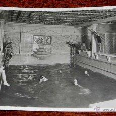 Postales: ANTIGUA FOTO POSTAL DE BARCO TURBINEN SCHNELLDAMPFER - CAP ARCONA - SCHWIMMBAD - ED. C M&S HAMBU. Lote 38267854
