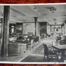 Postales: ANTIGUA FOTO POSTAL DE BARCO TURBINEN SCHNELLDAMPFER - CAP ARCONA - RAUCHSALON - ED. C M&S HAMBU. Lote 38267857