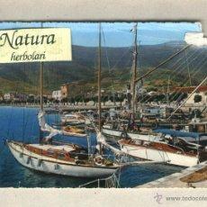 Postales: POSTAL CECAMI 313 BARCOS ITALIA. DEFECTUOSA.. Lote 43403041