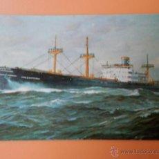 Postales: S.S. JOHN B. WATERMAN - DIVERSOS AUTORES. Lote 43902352