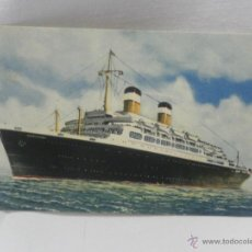 Postales: BUQUE INDEPENDENCE, AMERICAN EXPORT LINES NEW. Lote 44011830