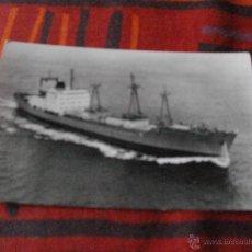 Postales: POSTAL DEL BARCO MS CARIBIA MIRA MAS POSTALES EN MI TIENDA VISITALA. Lote 44069318