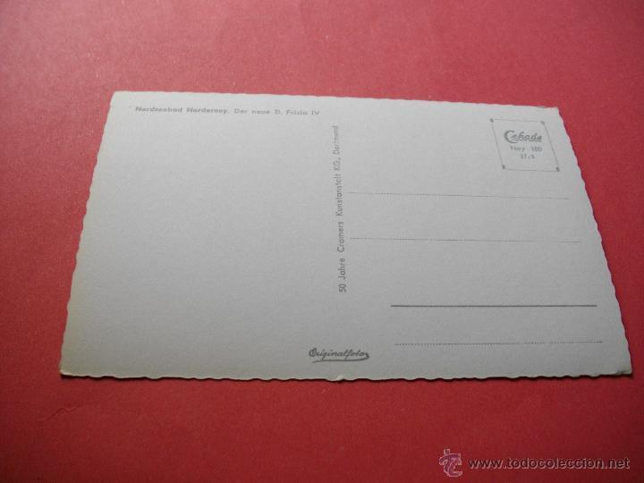 Postales: PRECIOSA POSTAL DE BARCO - Foto 2 - 44350415