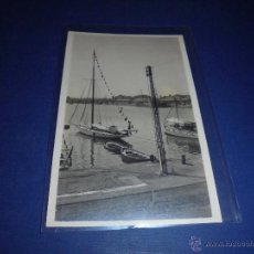 Postales: ANTIGUA POSTAL FOTOGRAFICA - BARCOS - 14X9 CM. . Lote 46044428