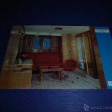 Postales: ANTIGUA POSTAL TRASATLANTICO CABO SAN ROQUE .YBARRA Y CIA.CAMAROTE DE CABIN CLASS . Lote 46078856