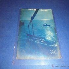 Postales: ANTIGUA POSTAL FOTOGRAFICA - BARCOS CIRCULADA 1924 - 14X9 CM. . Lote 46094001