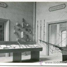 Postales: BARCELONA-EXPOSICIÓN NACIONAL DEL LIBRO DEL MAR-1943-. Lote 47632118