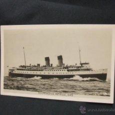 Postales: POSTAL - SS PRINCESS PATRICIA 1949 - FECHADA EN 1949 - . Lote 51039950