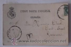 Postales: POLYPHEMUS - SOCIEDAD ESPAÑOLA DE SALVAMENTO DE NAUFRAGOS - AÑO 1903 - Foto 2 - 51635924