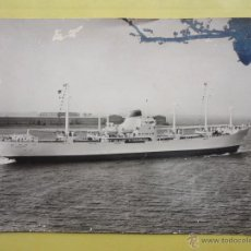 Postales: MS. CAP FINISTERRE. Lote 52064728