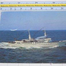 Postales: POSTAL DE BARCOS, PUERTOS. BARCO WILHEMSHAVEN, ALEMANIA. 162. Lote 53945958