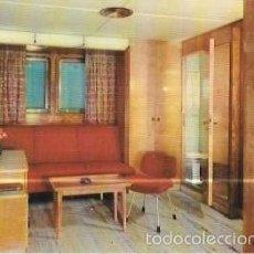 Postales: TARJETA POSTAL DE BARCO. CABO SAN ROQUE. CAMAROTE DE CABIN CLASS.. Lote 56197453