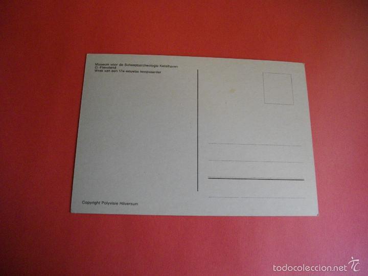 Postales: POSTAL DE ARQUEOLOGIA MARINA BONITAS VISTAS VER FOTOS QUE NO TE FALTE EN TU COLECCION - Foto 2 - 56912160