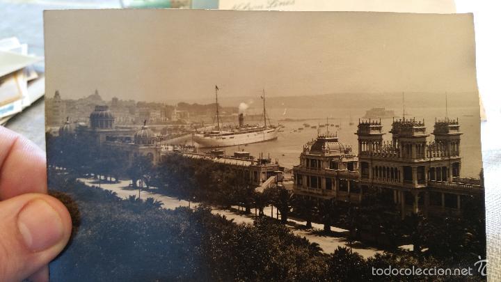 Fotos antiguas puerto de la corua 3