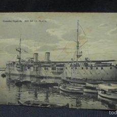 Postales: ESCUADRA ESPAÑOLA - RIO DE LA PLATA - . Lote 57105023