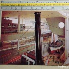Postales: POSTAL DE BARCOS NAVIERAS. AÑOS 90. MUSEO DE LA MARINA EN BREMERHAVEN. SUBMARINOS. ALEMANIA. 611. Lote 69429089