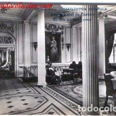 Postales: COMPAÑIA TRASATLANTICA ESPAÑOLA.- INFANTA ISABEL DE BORBÓN. Lote 69959337