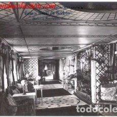 Postales: COMPAÑIA TRASATLANTICA ESPAÑOLA.- INFANTA ISABEL DE BORBÓN. Lote 69959841
