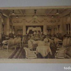 Postales: FIRST CLASS SOCIAL HALL M.V. ASTURIAS. Lote 70507605