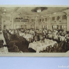 Postales: ALCANTARA FIRST CLASS DINING SALOON M.V.. Lote 70507649