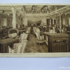 Postales: ALCANTARA FIRST CLASS WINTER GARDEN M.V.. Lote 70507665