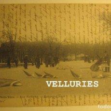 Postales: POSTAL BATEAUX Á LOUER. PARIS VEÇU. TUILERIES. CIRCULADA 1906. Lote 73850711