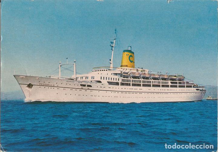cda87baba Crucero federico c - naviera italiana costa - e - Sold through ...