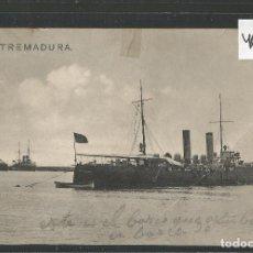 Postales: POSTAL BARCO - EXTREMADURA -VER REVERSO -(46.930). Lote 80008649