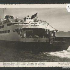 Postales: POSTAL TRANSBORDADOR VICTORIA -VER REVERSO -(46.964). Lote 80015561