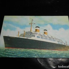 Postales: AMERICAN EXPORT LINES INDEPENDENCE. Lote 86834416