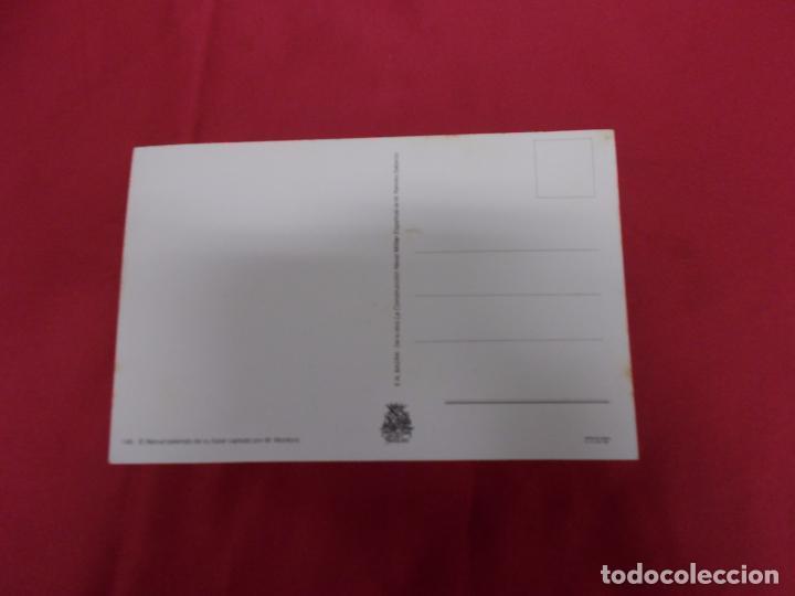 Postales: TARJETA POSTAL. EL NAVAL SALIENDO DE SU BASE. LA CONSTRUCCION NAVAL MILITAR ESPAÑOLA. - Foto 2 - 88990916