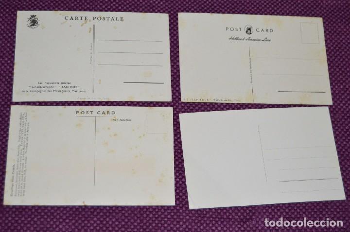Postales: LOTAZO IMPRESIONANTE - 24 POSTALES SIN CIRCULAR DE BARCOS - POSTALES ANTIGUAS - HAZME OFERTA - Foto 18 - 89543600