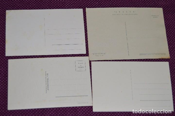 Postales: LOTAZO IMPRESIONANTE - 24 POSTALES SIN CIRCULAR DE BARCOS - POSTALES ANTIGUAS - HAZME OFERTA - Foto 19 - 89543600