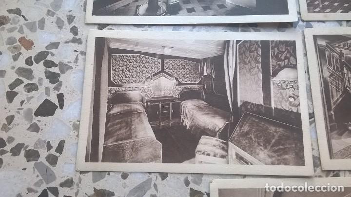 Postales: COLECCIÓN DE 5 POSTALES, COMPAÑÍA TRASMEDITERRANEA, VAPOR TEIDE, SIN CIRCULAR - Foto 6 - 90085832