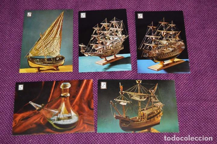 Postales: LOTE DE 12 ANTIGUAS POSTALES DE BARCOS Y SUBMARINOS - SIN CIRCULAR - MUY BONITAS - HAZME OFERTA - Foto 4 - 90423009