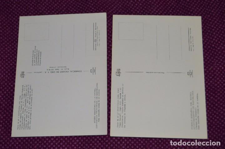 Postales: LOTE DE 12 ANTIGUAS POSTALES DE BARCOS Y SUBMARINOS - SIN CIRCULAR - MUY BONITAS - HAZME OFERTA - Foto 7 - 90423009