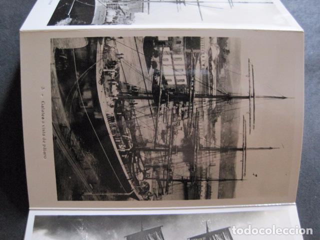 Postales: POSTALES - ACORDEON 10 POSTALES FOTOGRAFICAS - MARINA GUERRA GALATEA - VIAJE AÑO 1936 - (V- 11.847) - Foto 4 - 94029340