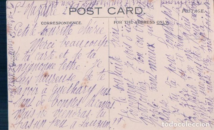Postales: POSTAL BARCO - AQUITANIA - - Foto 2 - 94909631