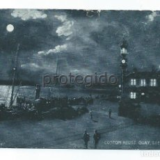Postales: POSTAL. CUSTOM HOUSE QUAY GREENOCK. AÑO 1904.. Lote 98574819