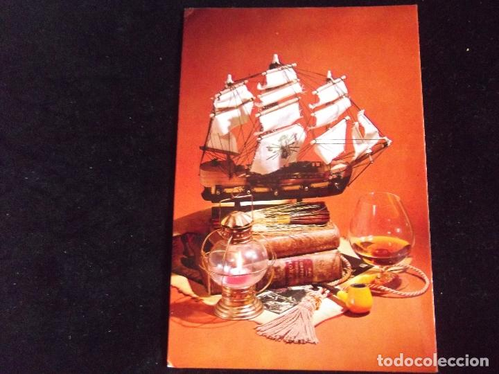 BARCOS-V42-ESCRITA-MAQUETA (Postales - Postales Temáticas - Barcos)