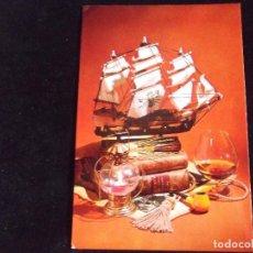 Postales: BARCOS-V42-ESCRITA-MAQUETA. Lote 99542299