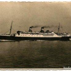 Postales: LLOYD SABAUDO. MEDITERRANEO NORTE Y SUD AMERICA. (EXPOSICIÓN GENERAL ESPAÑOLA. 1929).. Lote 103305135