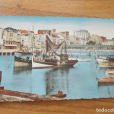 Postales: BLANKENBERGE. LE PORT DE HAVEN. .. .CIRCULADA. . Lote 106706427