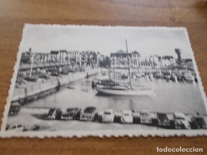 BLANKENBERGE. DE YACHT HAVEN. CIRCULADA (Postales - Postales Temáticas - Barcos)
